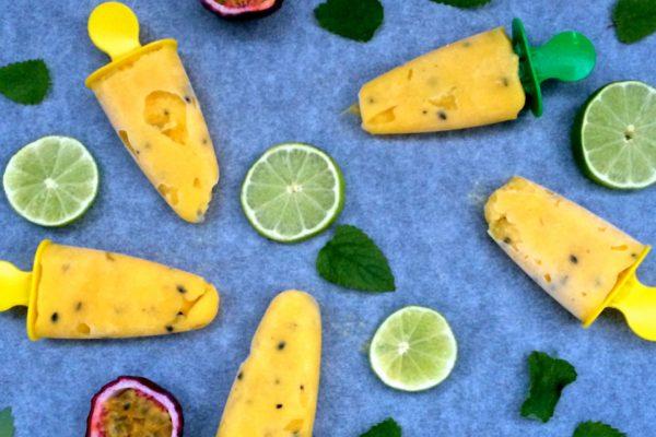 Oppskrift: Hjemmelaget fruktis