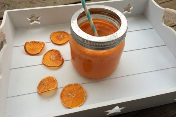 Juice #1: Oransje drøm