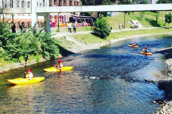 Urbania tester: Kajakkpadling i Oslofjorden