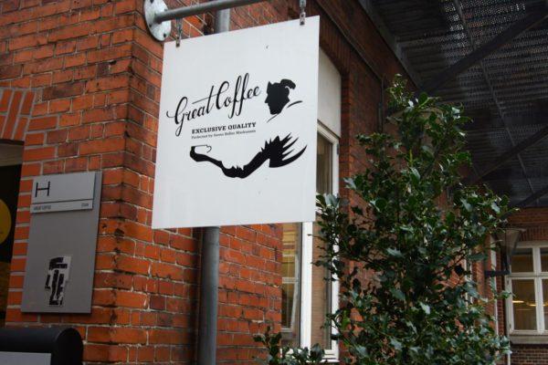 På denne kaffebaren behandles kaffe som vin