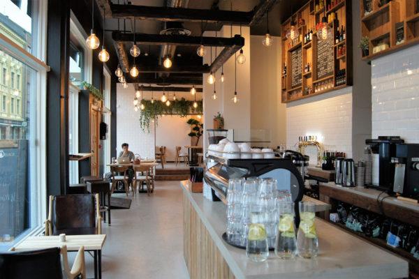 Ny kaffebar har åpnet på Sagene