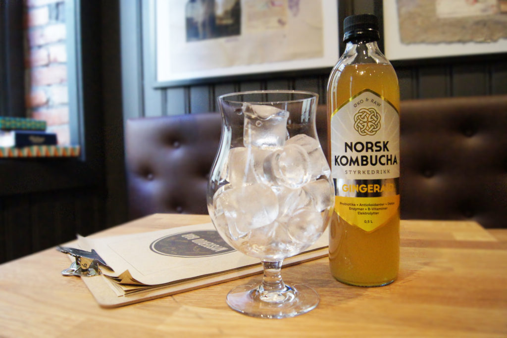 Om du ønsker et alkoholfritt alternativ er norskprodusert kombucha et godt valg.