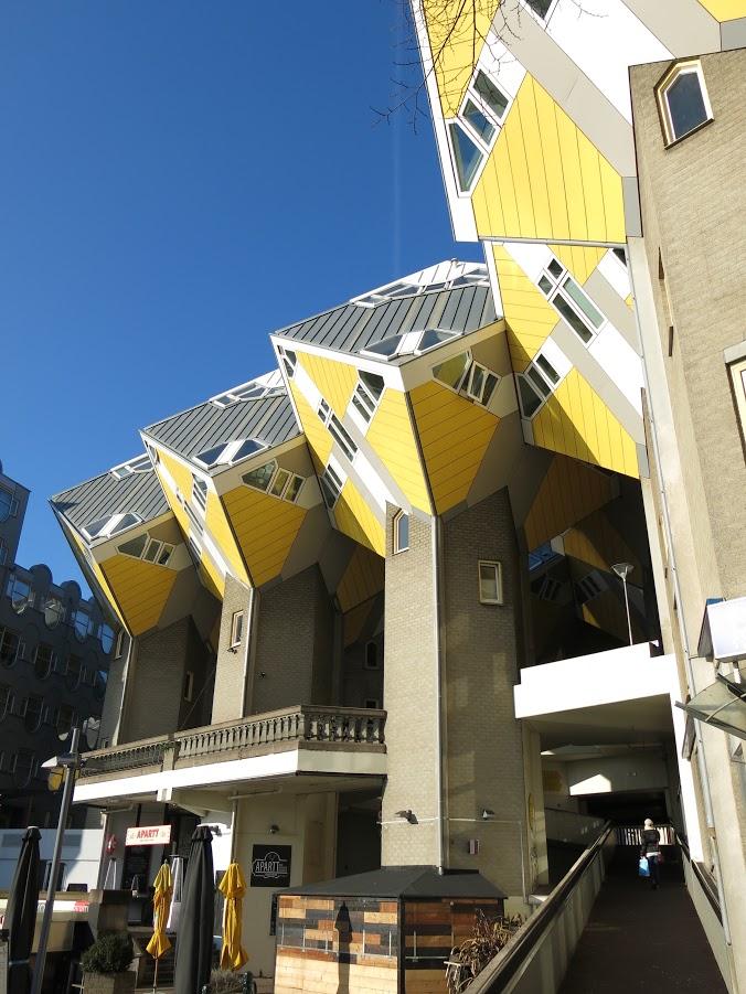 Kubehusene Rotterdam