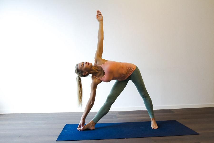 Vibeke Klemetsen yoga