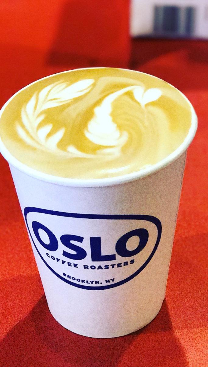 Oslokaffe Brooklyn