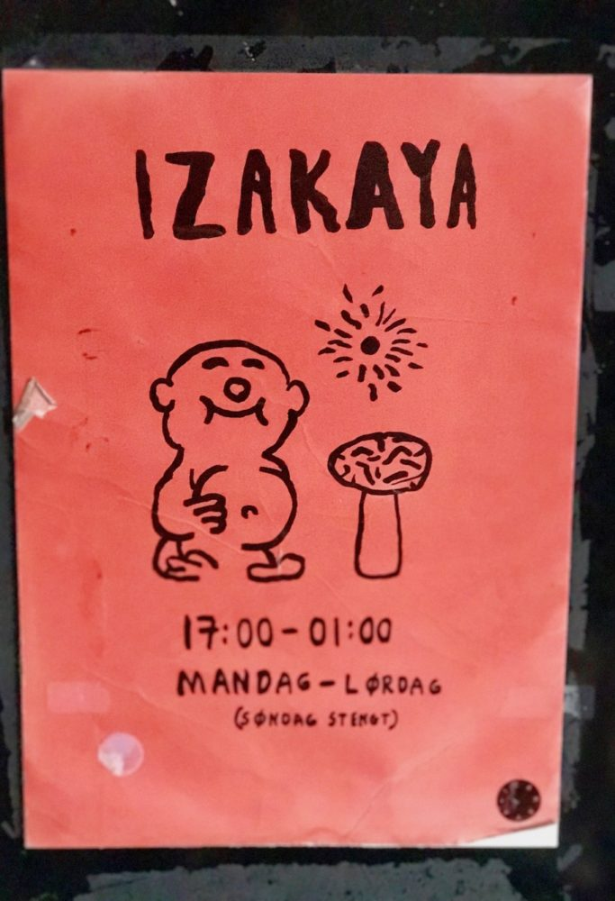 Staycation izakaya