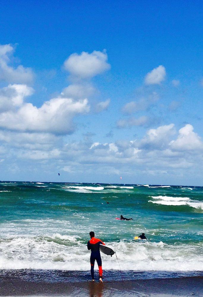 Surf klitmoller
