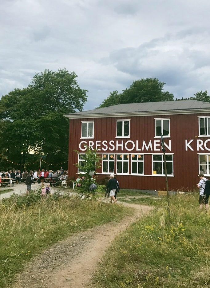 Gressholmen