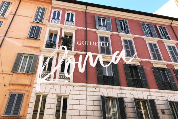 Mini-guide til Roma