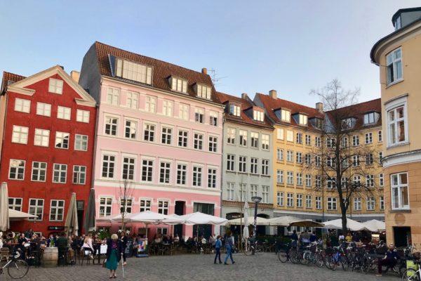 En helg i København