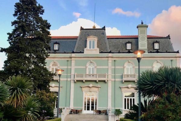 Pestana Palace Hotel, Lisboa