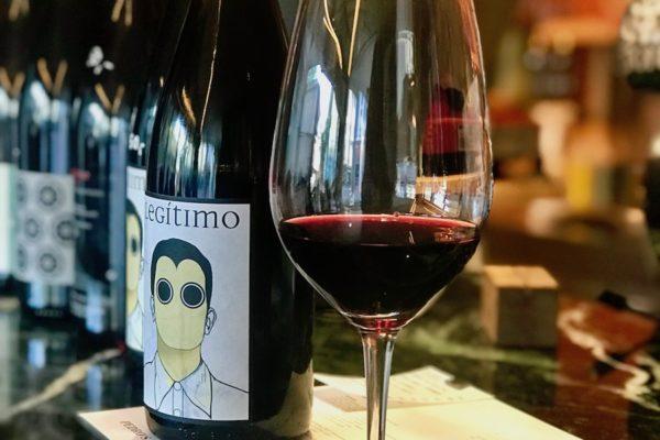 Pedro's lille vin(teriør)bar