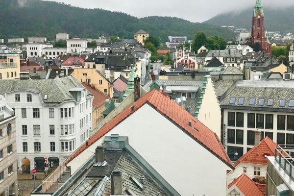 Hotel Norge – moderne og stilrent hotell i Bergen