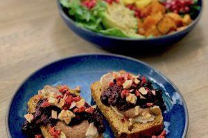 Happy Foods - økologisk og hjemmelaget på Frogner