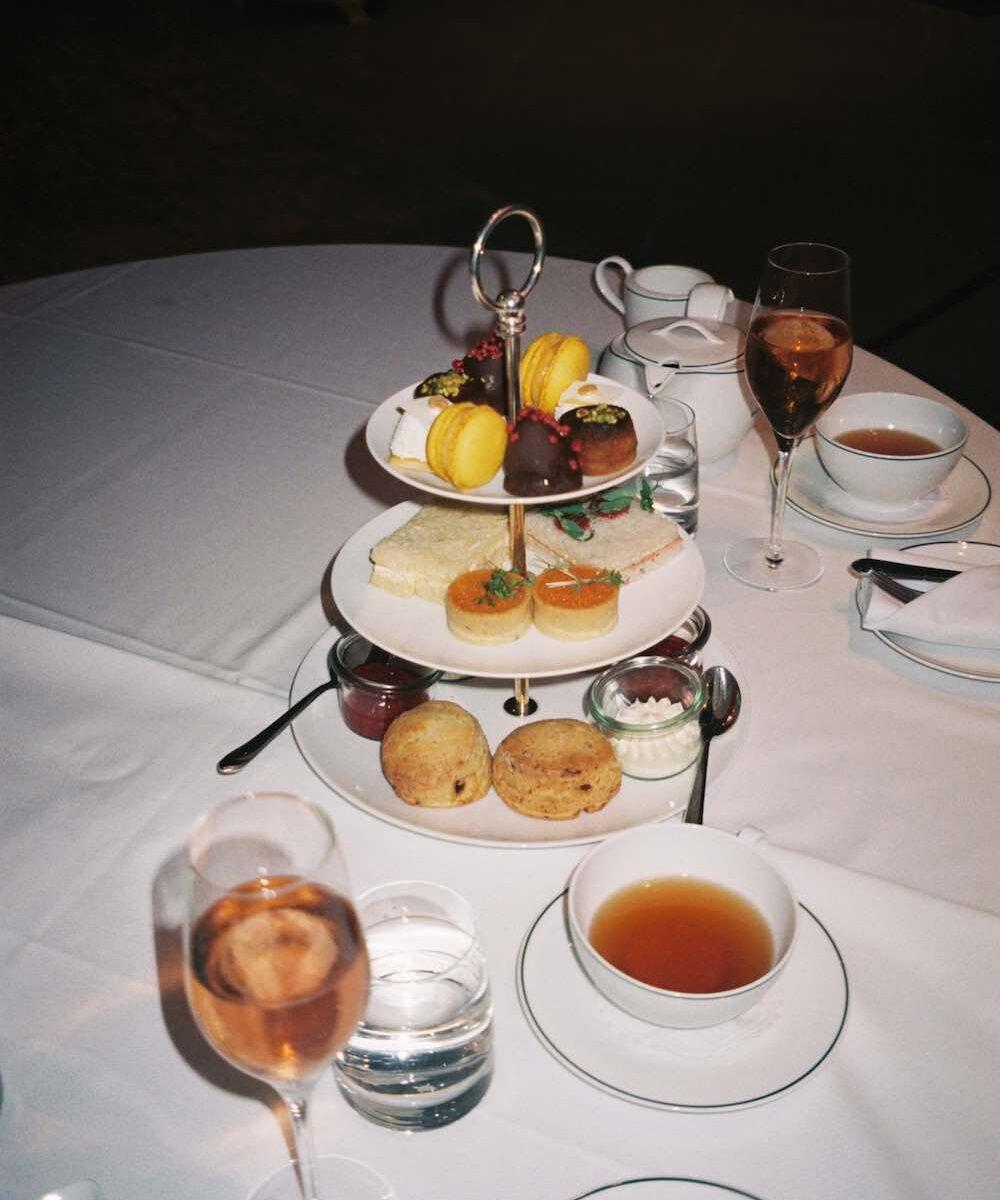 Britannia afternoon tea 2