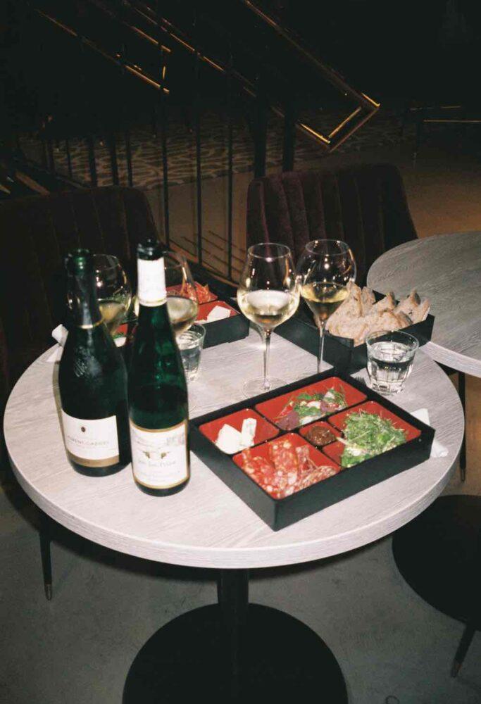 lunsj vinbaren