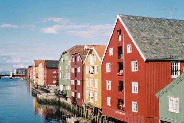 En langhelg på Britannia i Trondheim